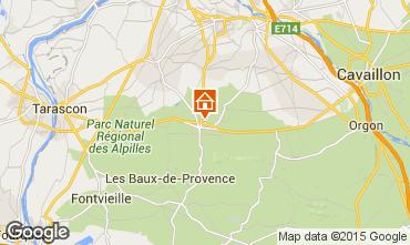Carte Saint Rémy de Provence Maison 90715