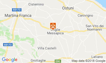 Carte Ceglie Messapica Villa 117490