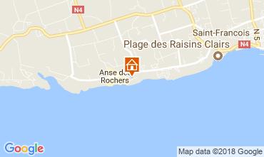 Carte Saint Francois Appartement 113829