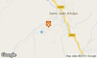 Carte Saint Jean d'Aulps- La Grande Terche Appartement 48953