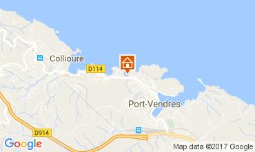 Carte Port Vendres Appartement 107627