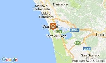 Carte Viareggio Mobil-home 113064