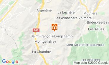 Carte Saint François Longchamp Appartement 94959