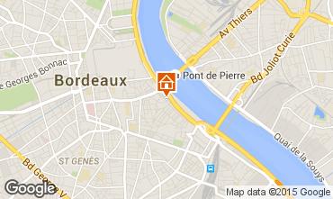 Carte Bordeaux Appartement 97587