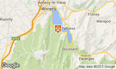 Carte Annecy Appartement 77394