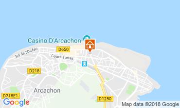 Carte Arcachon Appartement 60196
