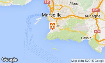 Carte Marseille Appartement 18588