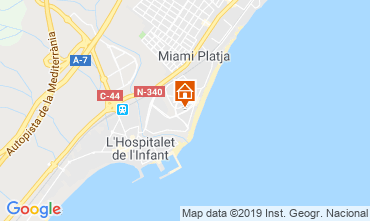 Carte Miami Playa Chalet 119870