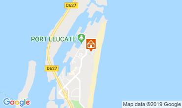 Carte Port Leucate Appartement 104165