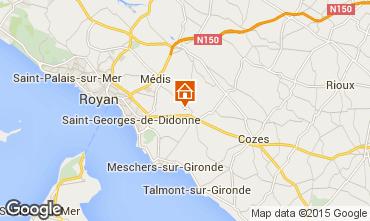 Carte Royan Maison 84053