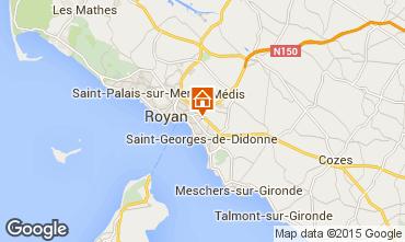 Carte Royan Maison 22071