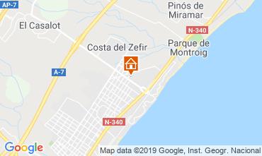 Carte Miami Playa Villa 119438