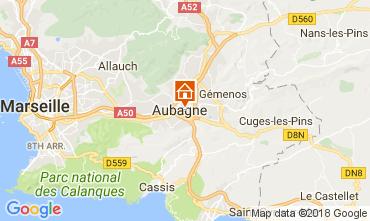 Carte Aubagne Studio 80411