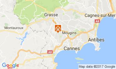 Carte La Roquette-sur-Siagne Appartement 110753