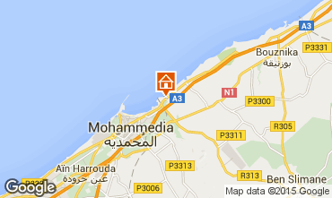 Carte Mohammedia Appartement 66315