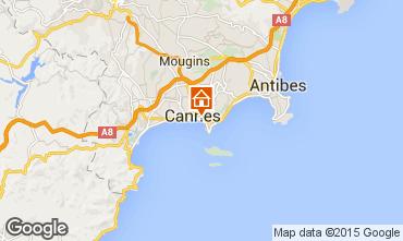Carte Cannes Studio 80687