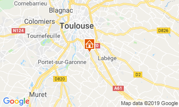 Carte Toulouse Appartement 119484