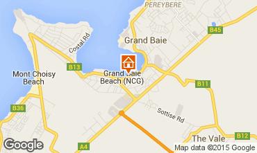 Carte Grand Baie Appartement 58505