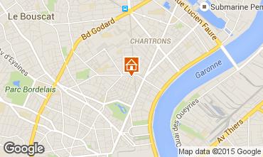 Carte Bordeaux Appartement 63389