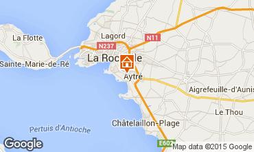 Carte La Rochelle Villa 86546