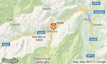 Carte Dimaro Appartement 74973