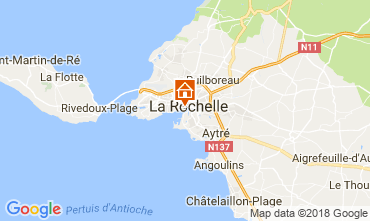 Carte La Rochelle Appartement 69535