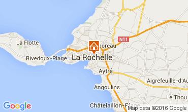 Carte La Rochelle Studio 104807
