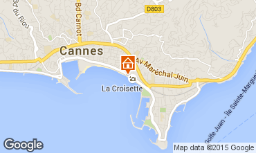 Carte Cannes Studio 16282
