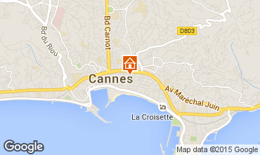 Carte Cannes Studio 33342