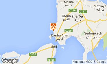 Carte Djerba Appartement 97744