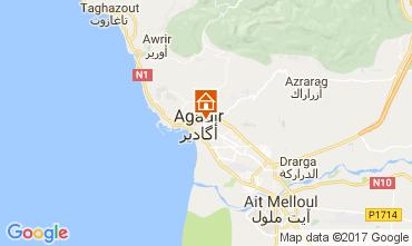 Carte Agadir Studio 26777