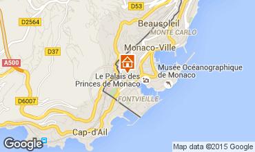 Carte Monaco Studio 97091