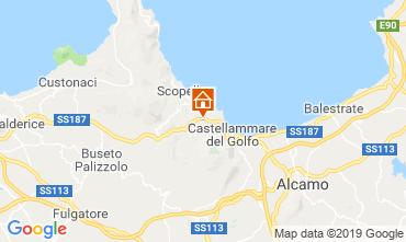 Carte Castellammare del Golfo Villa 117671