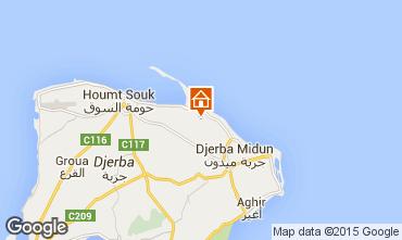 Carte Djerba Villa 78118