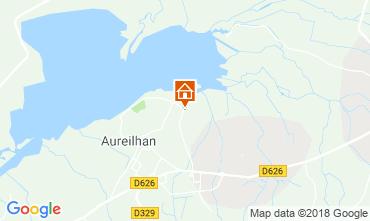 Carte Aureilhan Mobil-home 117235