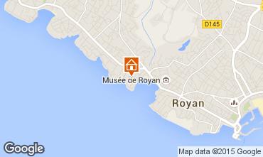 Carte Royan Appartement 99042