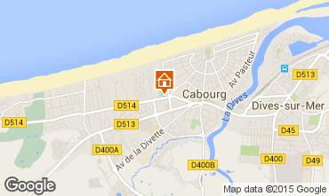 Carte Cabourg Maison 10768