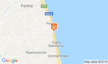 Carte Porto San Giorgio Appartement 43121