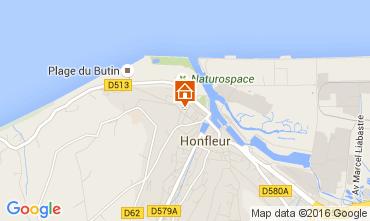 Carte Honfleur Appartement 103796