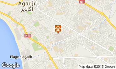 Carte Agadir Appartement 30413
