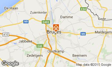 Carte Bruges Maison 68118