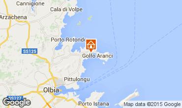 Carte Golfo Aranci Appartement 74639