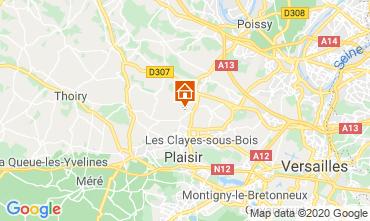Carte Versailles Villa 65060