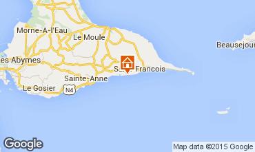 Carte Saint Francois Appartement 63275