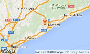 Carte Barcelone Maison 102645