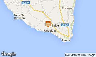 Carte Pescoluse Villa 94326