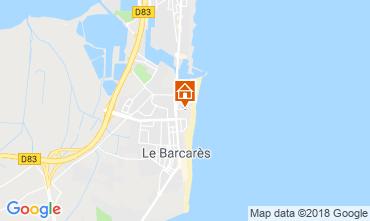 Carte Le Barcares Maison 112837