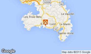 Carte Sainte Luce Appartement 100629