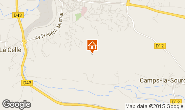 Carte Brignoles Appartement 83625