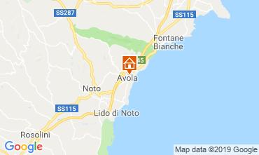 Carte Avola Maison 118643